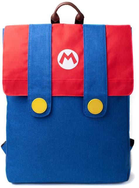 Batoh Super Mario Bros džínový