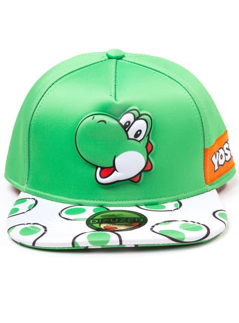 Gorra de Yoshi para niño - Super Mario Bros