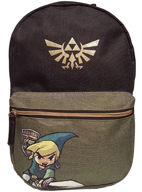 Mochila de Zelda para niños - La Leyenda de Zelda