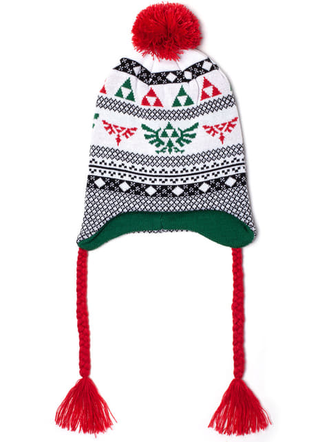 Zelda Christmas beanie hat for boys - The Legend of Zelda