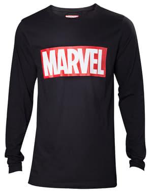 T-shirt Marvel med logga