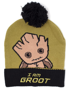 Groot beanie hat for boys - Guardians of the Galaxy