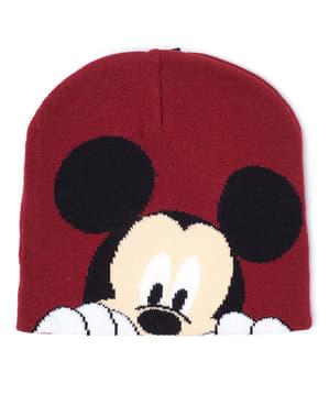 Micky Maus Mütze für Jungen - Disney