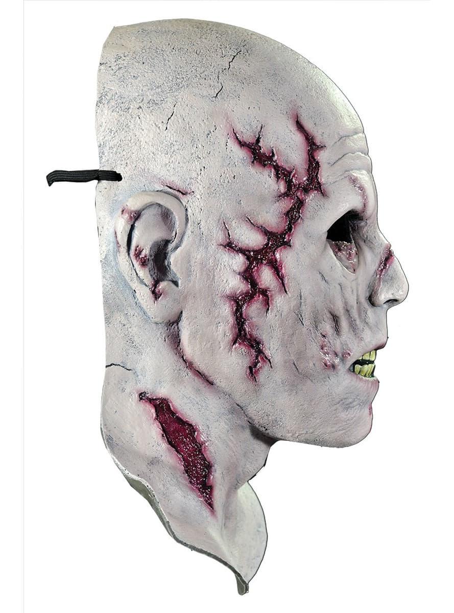 masque de mort vivant pour d guisement funidelia. Black Bedroom Furniture Sets. Home Design Ideas