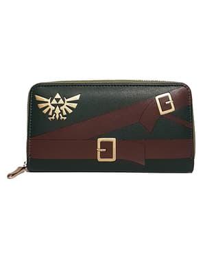 ベルトの財布の写真とゼルダ - ゼルダの伝説