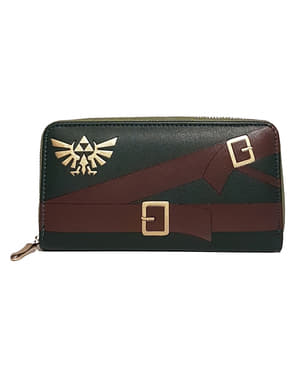 Zelda with picture of a belt purse - The Legend of Zelda