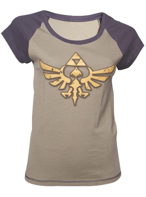 Camiseta de Zelda para mujer - La Leyenda de Zelda