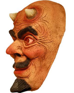 Punasilmäinen Piru -naamio