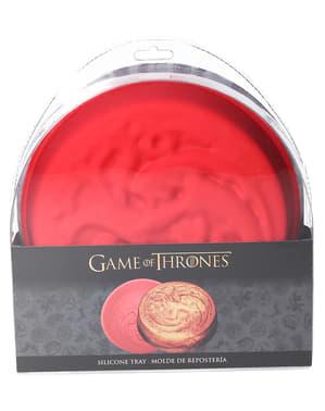Molde de silicona para horno de Casa Targaryen - Juego de Tronos