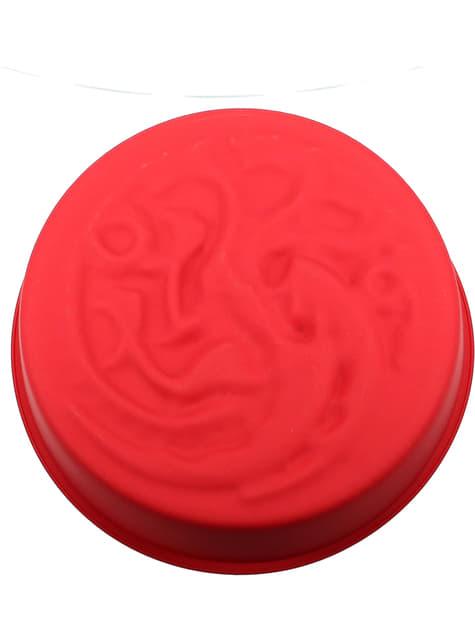 Molde de silicona para horno de Casa Targaryen - Juego de Tronos - barato