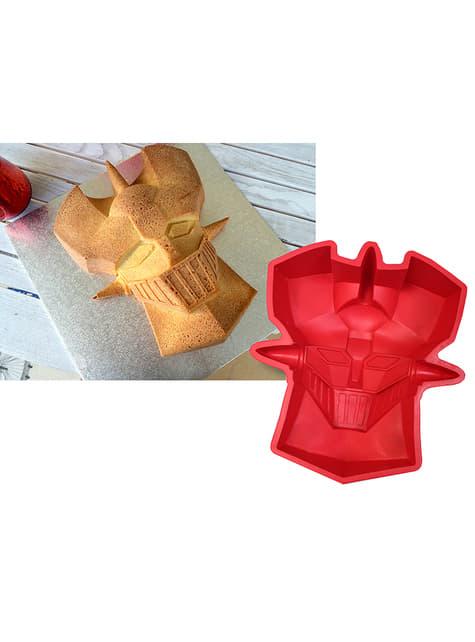 Silikonowa forma do pieczenia Mazinger Z