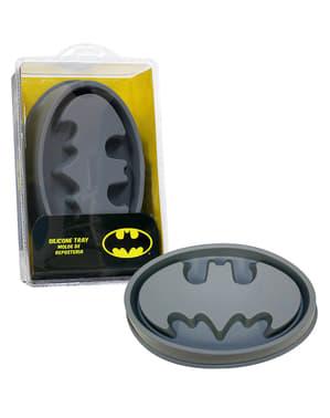 Molde de silicone para forno do logo de Batman
