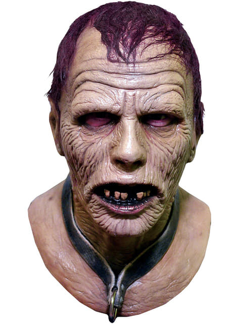 Bub the Zombie Kuolleiden päivän naamio