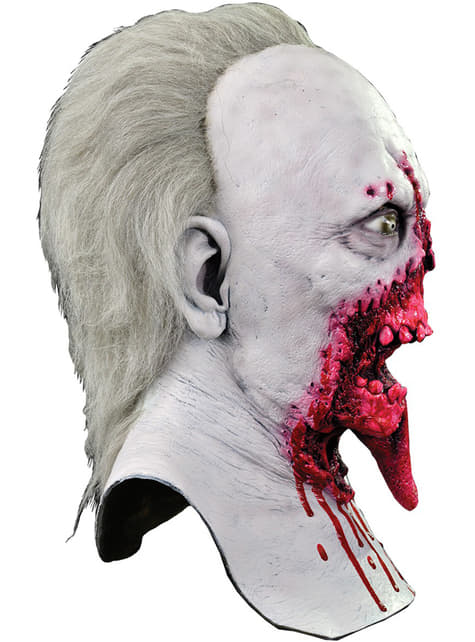 Dr. Tongue the Zombie Day of the Dead Mask