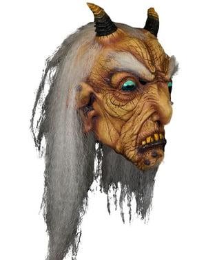 Masque de chèvre sorcière infernale