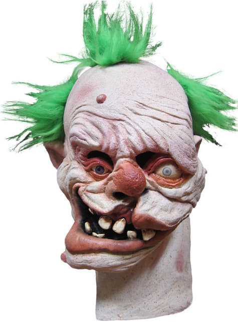 Máscara do palhaço Gummo