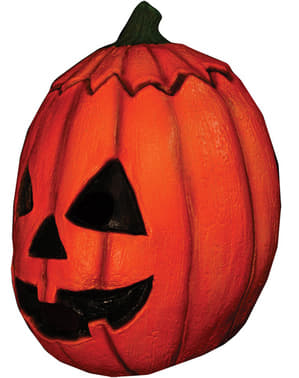 Maschera zucca Halloween III: Il signore della notte