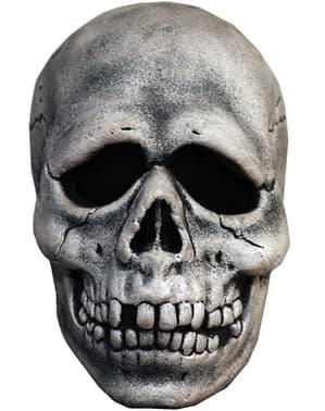 Masque de tête de mort halloween III: le sang du sorcier