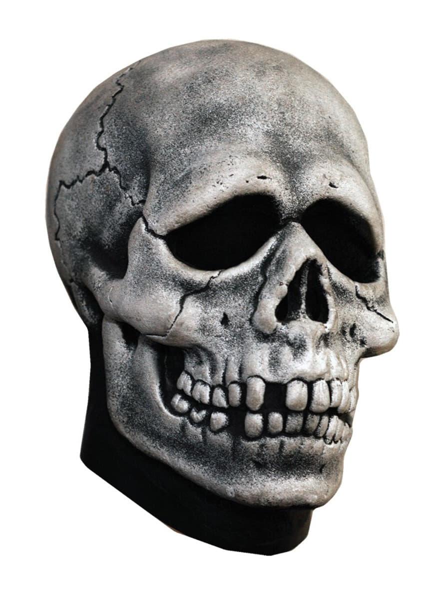 masque de t te de mort halloween iii le sang du sorcier pour d guisement funidelia. Black Bedroom Furniture Sets. Home Design Ideas