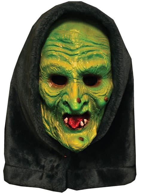 ハロウィーンIII:魔女マスクの季節