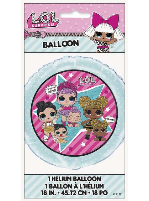 LOL Surprise foil balloon - LOL Friends