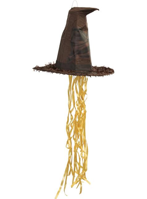 Piñata de Sombrero Seleccionador - Harry Potter