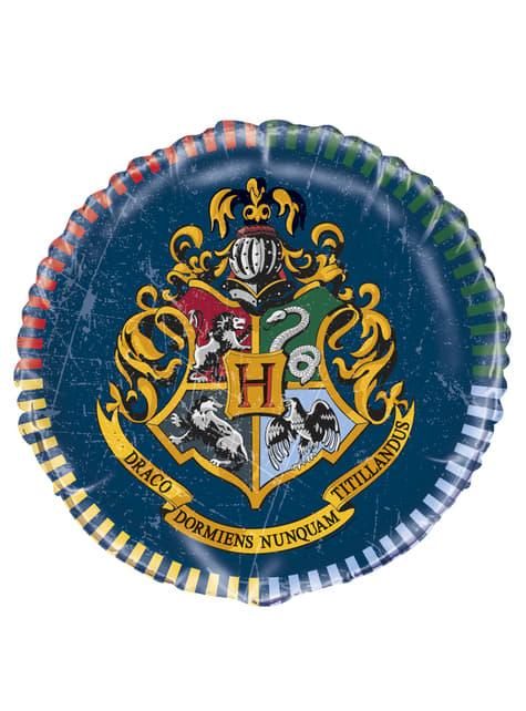 Globo de foil Harry Potter - Hogwarts Houses
