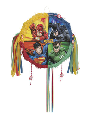 The Justice League pinata