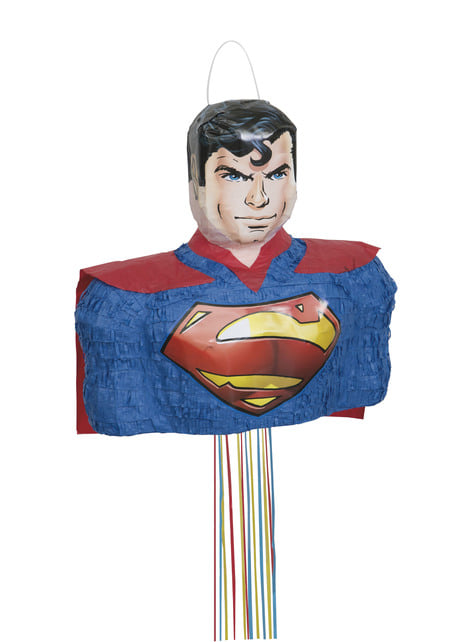 Piñata Superman