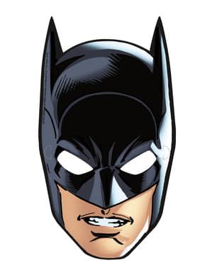 8 différents masques Justice League
