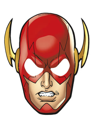 8 forskellige Justice League masker