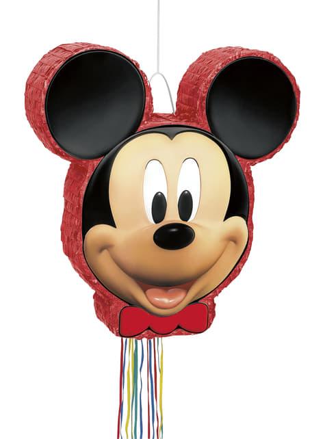 Piñata roja Mickey Mouse