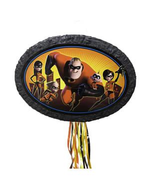 Pinhata The Incredibles: Os Super-Heróis 2
