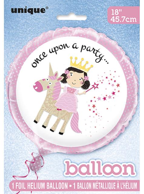 Balão de Foil redondo - Magic Unicorn
