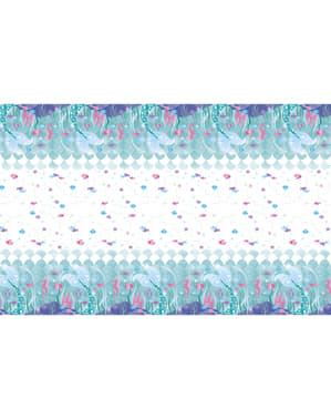 Bordsduk sjöjungfrusvans - Sjöjungfru i havet