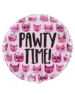 Pawty Time Kissailmapallo - Lets Pawty