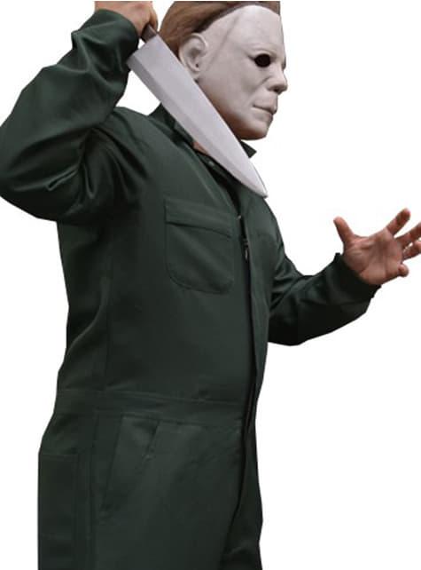 Disfraz de Michael Myers Halloween II - hombre
