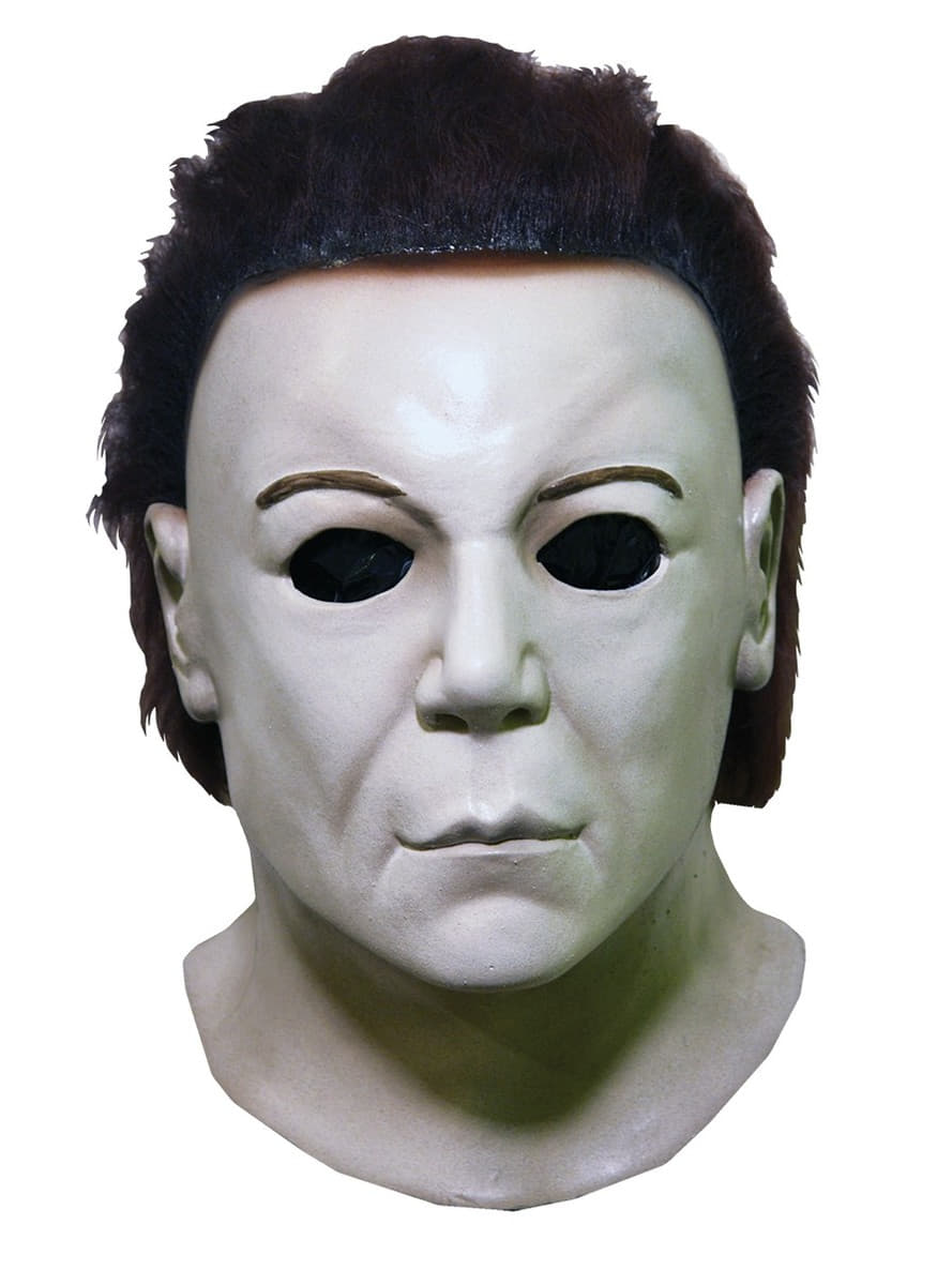 Michael Myers Halloween 8: Resurrection Mask - michael-myers-halloween-8-resurrection-mask