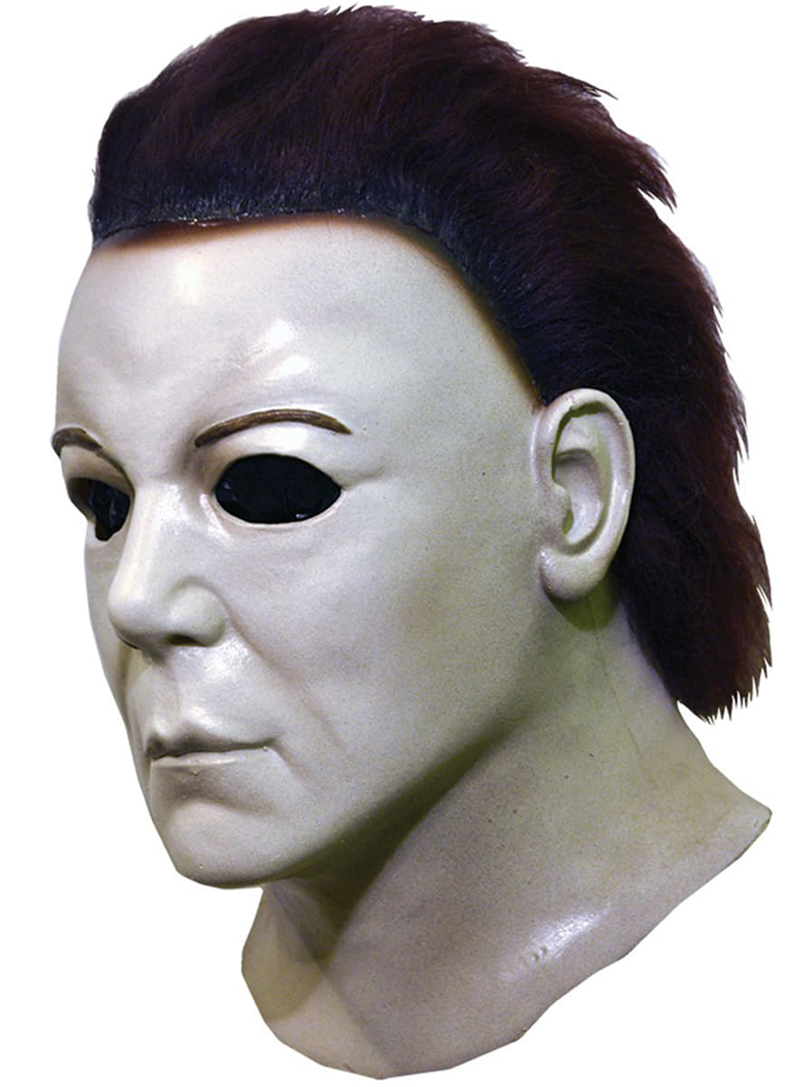 Michael Myers Halloween 8 Resurrection Mask The Coolest