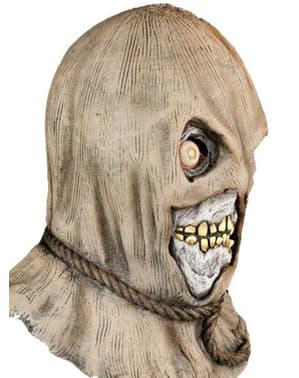 Masque d'épouvantail terrifiant