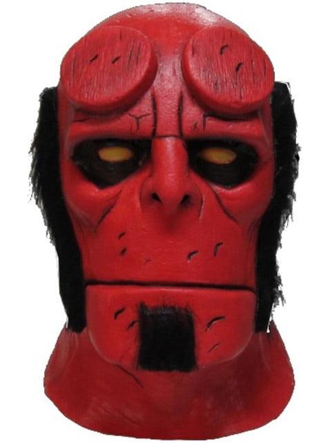 Hellboy Halloween Masker
