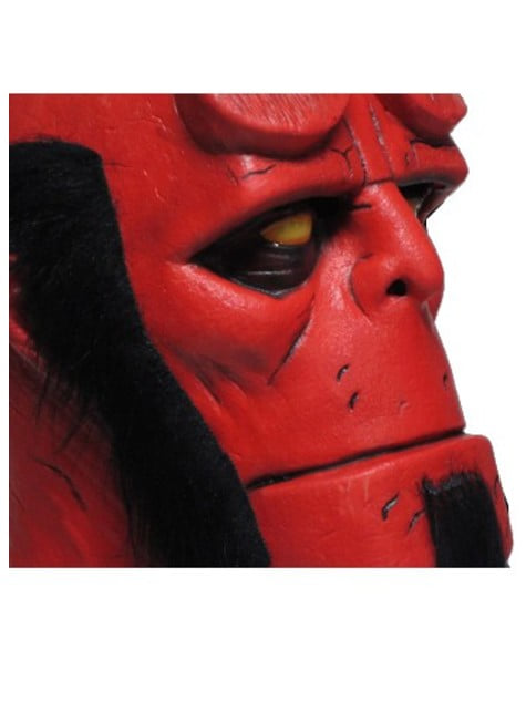Máscara de Hellboy Halloween - original