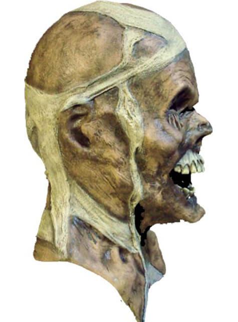 Máscara de momia maldita - para tu disfraz