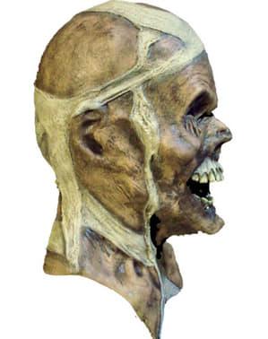 Máscara de múmia maldita