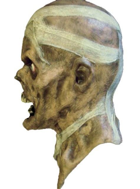 Máscara de momia maldita - original