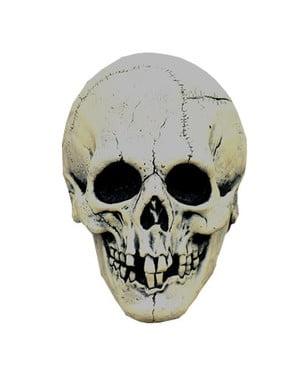 Máscara de cráneo mortal
