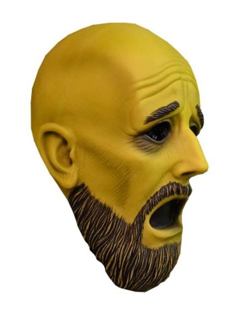 Masque de fantôme effrayant