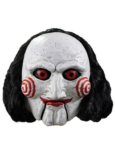 Marionet maske Billy fra Saw