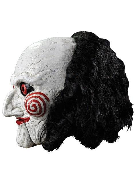 Máscara del títere Billy de Saw - barato