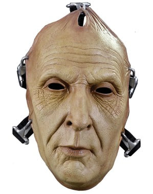 Jigsaw Pulled Dead Saw Mask